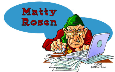 Image will be used with my Matty Rosen letters and as a Signature
