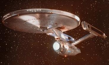 Star Trek Next Generation vessel