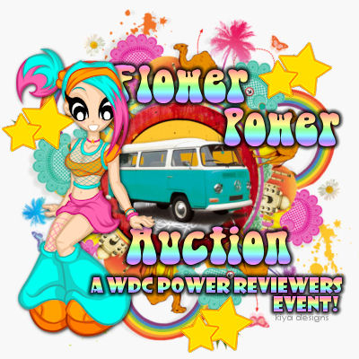 For Power's Flower Power Auction
