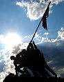 The Iwo Jima War Memorial