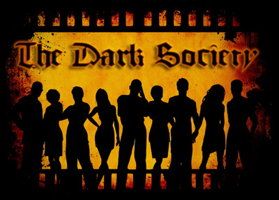 A new banner for The Dark Society.