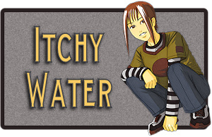 Itchy Water signature