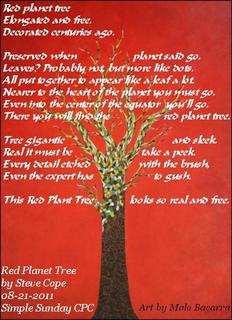 A pic n poem based upon the art of Malo, an artist from Friendburst.