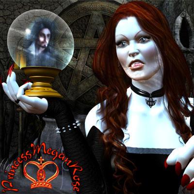 Pretty woman vampire done by best friend Angel.