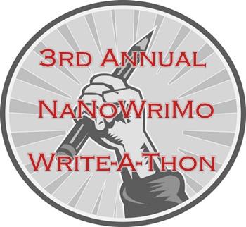 2011 NaNo Write-A-Thon Banner