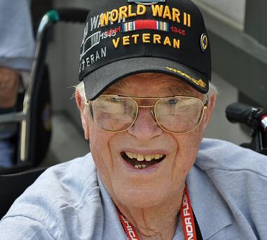 US Veteran from WW II