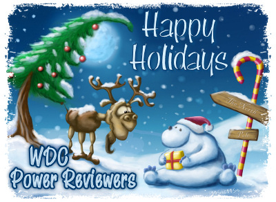 A holiday image on share for reviews