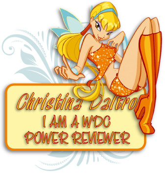 My Yellow Fairy Signature made by Leger - I am a WDC Power Reviewer