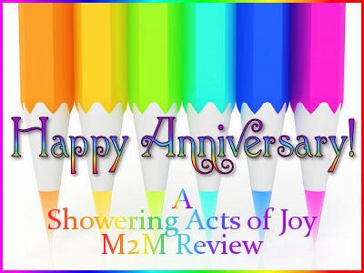 SAJ Anniversary M2M Review Image Colored Pencils by Kiya