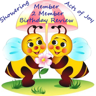 SAJ Birthday M2M Review Image Bumblebees by Jenny