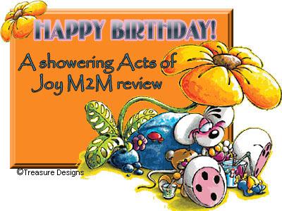 Birthday Review Signature