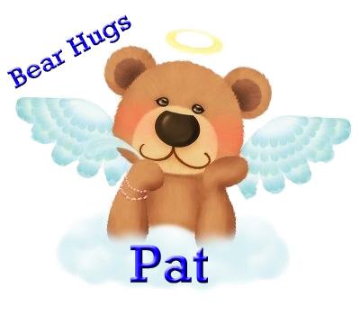 Pat's Angel Bear Hugs Signature