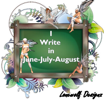 I Write in June-July-August