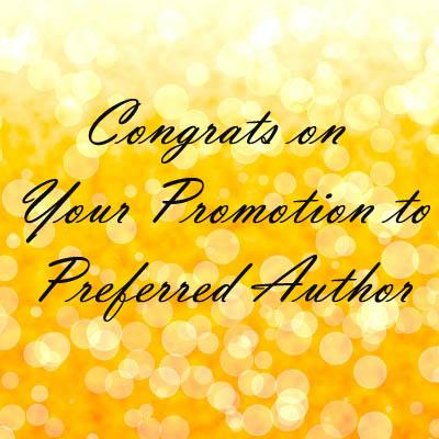 Preferred promotion