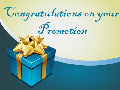 Blue promotion
