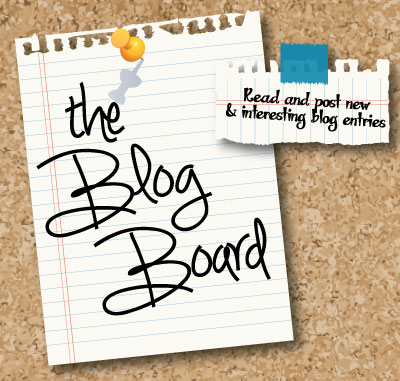 This is the Blog Board's Logo.
