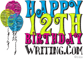 Happy Birthday, Writing.Com Sig