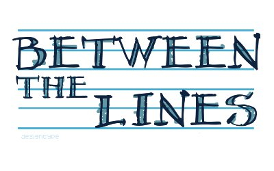 A logo for the Between the Lines group.