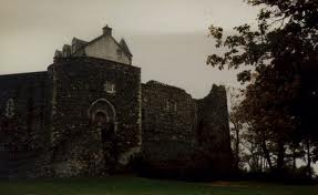 Tower View at Rear of Brightmoor Asylum