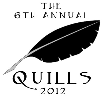 Nominate your favorite authors to be awarded in the Quills!