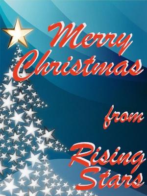 Rising Stars Merry Christmas Sig