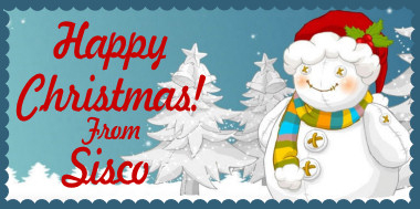 Happy Christmas From Sisco