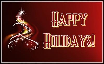 Happy Holidays c-note