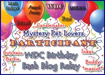 This is our team's personal image for the WDC Birthday Bash Blog Relay.It was made by Clue