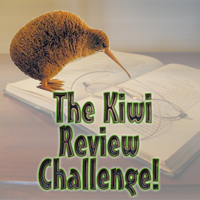 Logo #1 for the Kiwi Review Challenge