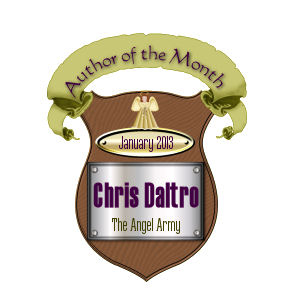 My WDC  Angel Army - Author of the Month - February 1,  2013 Sig!