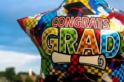 congrats on graduation