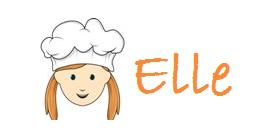 Sig for Elle's Kitchen Newsletters
