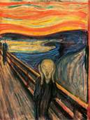 the Edvard Munch painting