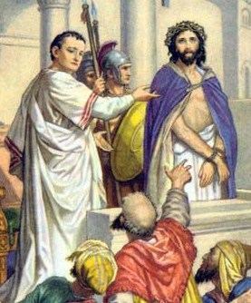The trial of Jesus