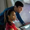 picture of spock and uhura