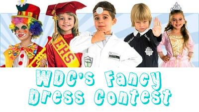 Header for WDC's Fancy Dress