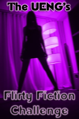 UENG Flirty Fiction Challenge Logo 1