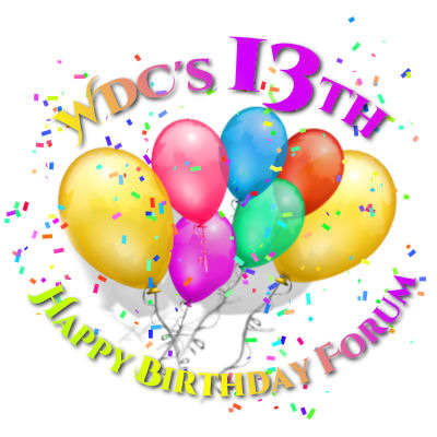 Image for the Birthday Party Celebration Forum
