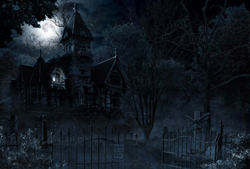 SoCalScribe's Haunted House