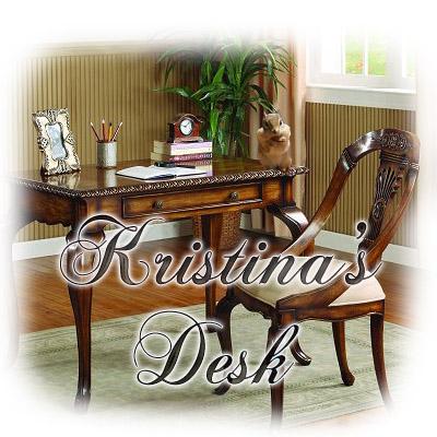 Kristina's Desk