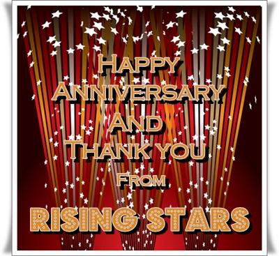 Thank You - Rising Stars