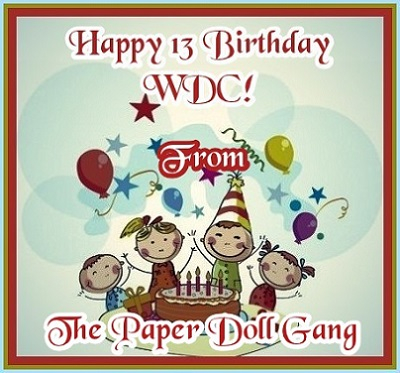 Thank You - Paper Doll Gang