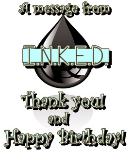 Thank You - INKED