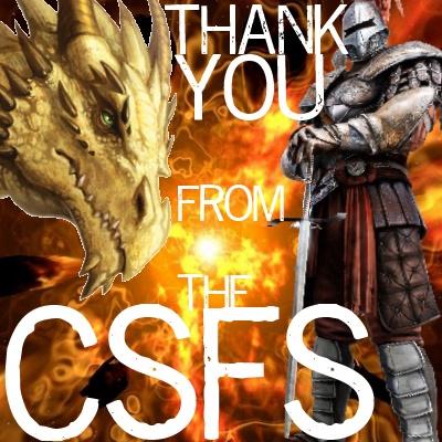 Thank You - CSFS