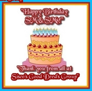 Thank you SM and SMs 13th Birthday from SGDG Image.