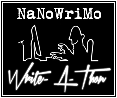 Banner for the 2013 NaNoWriMo Write-A-Thon