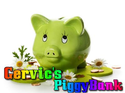 Gervic's Piggybank Banner