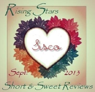 Rising Stars - Sept 2013 Short and Sweet Reviews Award.