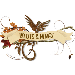 Logo for Roots & Wings