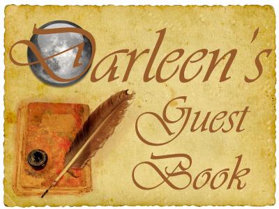 Darleen's Guest Book Banner